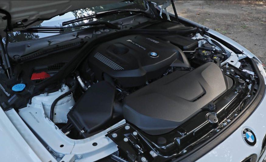 Car BMW 330i Automatic Performance 2017