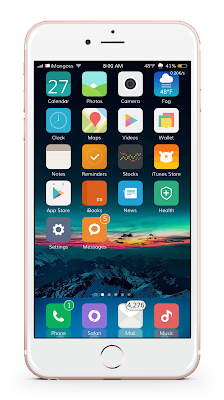 Looking for the best themes for iOS 9? Well, I have listed the top new iOS themes for all iDevices which gives your HomeScreen layout in a beautiful way