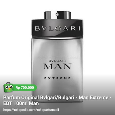 toko parfum asli parfum original bvlgari man extreme edt 100ml man