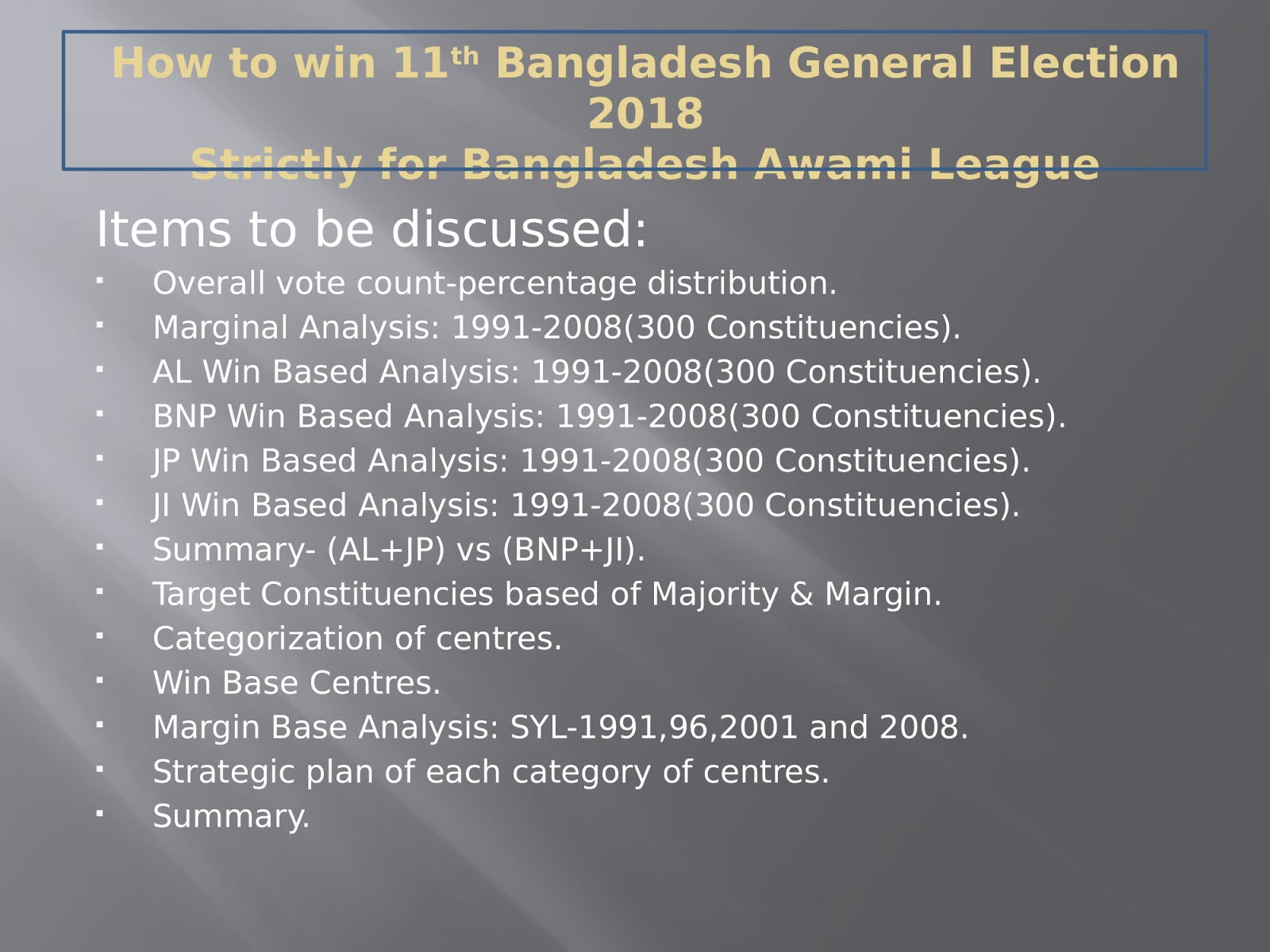 Bangladesh Exclusive: Documents suggest government party vote