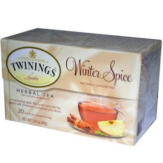 شاي فصل الشتاء من تويننجز