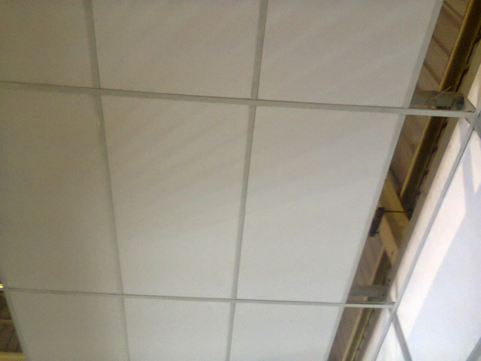 Harga Kanopi Baja Ringan Karawang Abadi Jaya Steel: Plafon Gypsum Murah Di ...