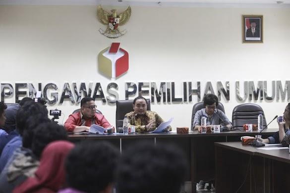 Terkait Kasus PSI, Bawaslu Akan Laporkan KPU ke DKPP