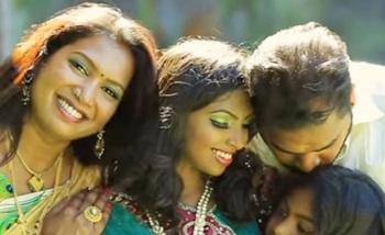 Thenpaandi Thamizhe – Paasa paravaigal – Anjali Puberty Family Song