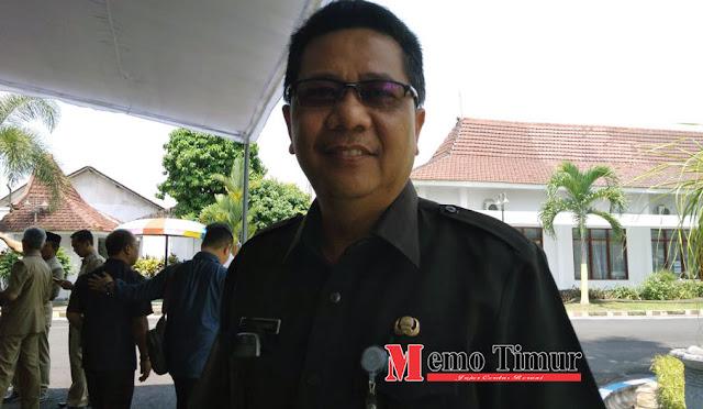 Kepala Disnaker Lumajang Drs. Suharwoko, M.Si.