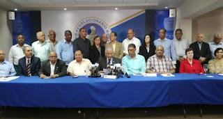 PRM acusa al gobierno de hacer circular lista para supuestamente vincular a sus dirigentes con el caso Odebrecht