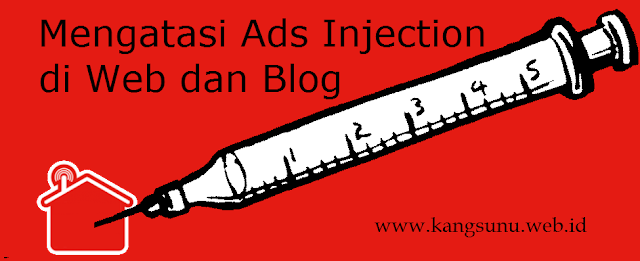 Mengatasi Indihome Ads Injection Script di Website ataupun Blog | Indihome Ads Injection Script | Cara Blokir Indihome Ads Injection Script di Blog