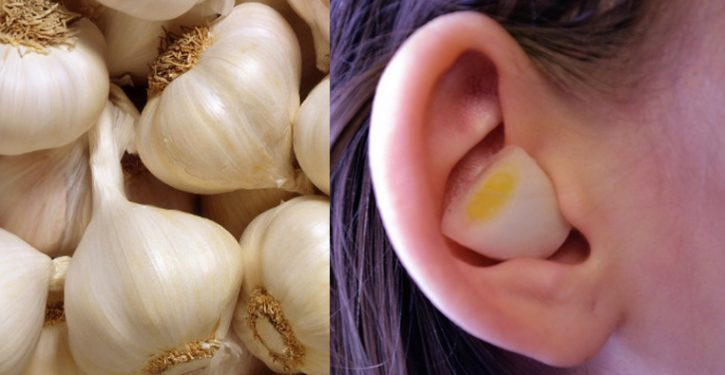 Clove of Garlic Ears