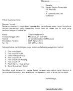 Contoh Surat Lamaran Kerja Di Microsoft Word : Cara Membuat CV (Curriculum Vitae) yang Baik dan Menarik ... : Contoh surat lamaran kerja yang baik dan benar selalu menjadi solusi kamu yang ingin melamar pekerjaan disuatu perusahaan atau instansi pemerintah.