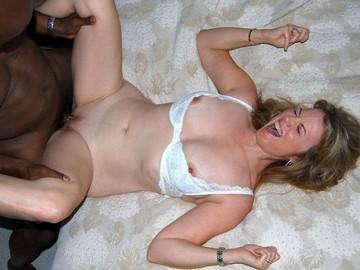 Wife black massage