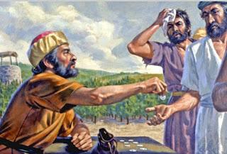 Resultado de imagen para Lucas 16,1-2