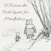 15 Winnie the Pooh Quotes for Mindfulness
