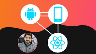 Complete React Native bootcamp - Build 18 iOS & Android app