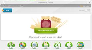 Aplikasi Gratis MP3 Converter Yang Mudah Digunakan - Free Audio Converter