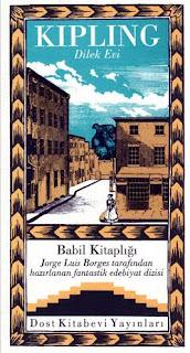 Babil Kitaplığı 11 - Kipling - Dilek Evi