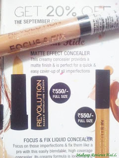 Makeup Revolution Liquid Concealer