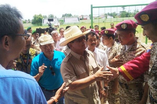Prabowo Sudah Kantongi Daftar Menteri Kabinet Andai Menangi Pilpres, Siapa Saja?