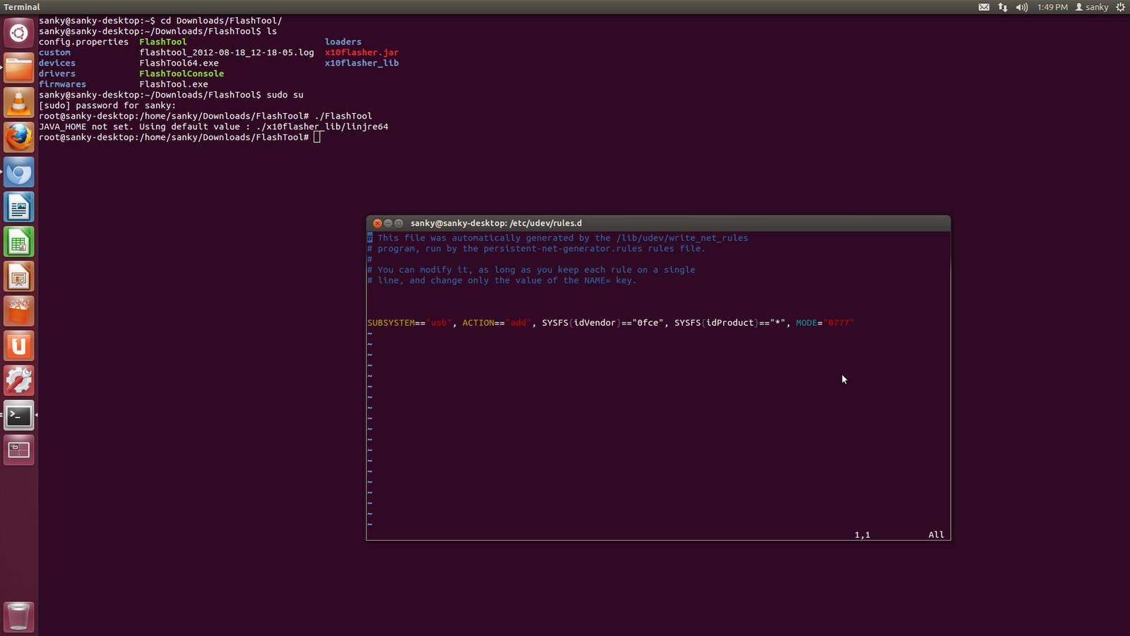 Flash Lg Ubuntu
