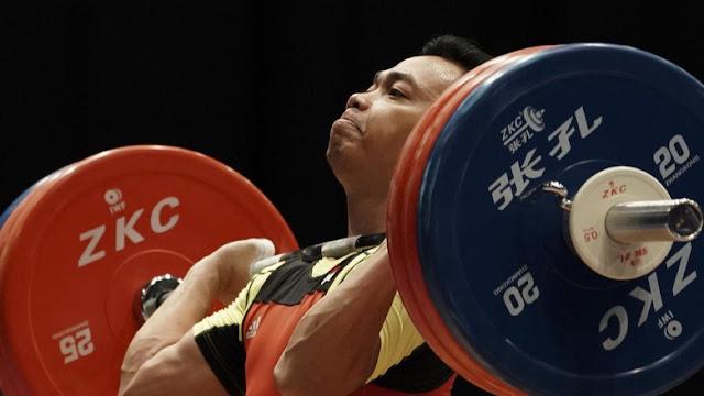 Belum Siap, Angkat Besi Batal Ikuti Kejuaraan Dunia di AS