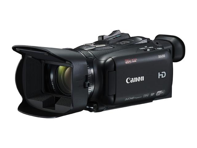 Canon XA35 Professional Camcorder