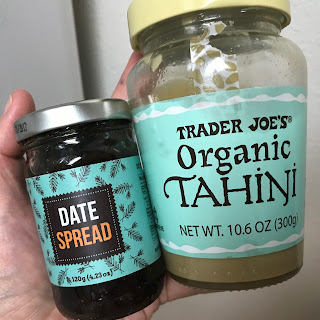 Date spread and tahini