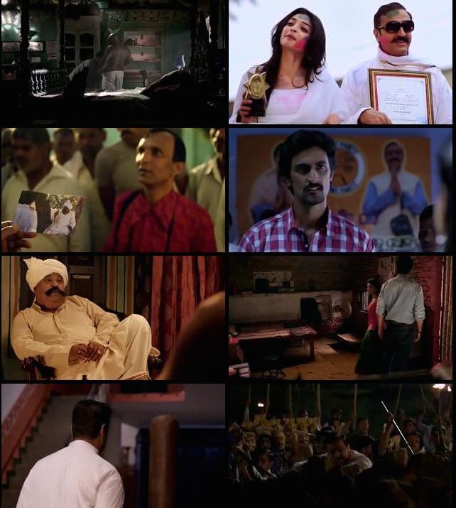 Kaun Kitne Paani Mein 2015 Hindi DVDRip XviD 700mb