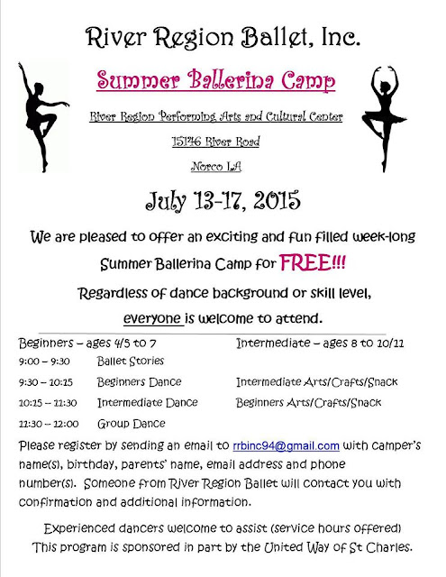 FREE Dance Classes and Camps i...