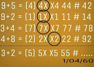 เลขเด่นล่าง  5  5X  X5  55