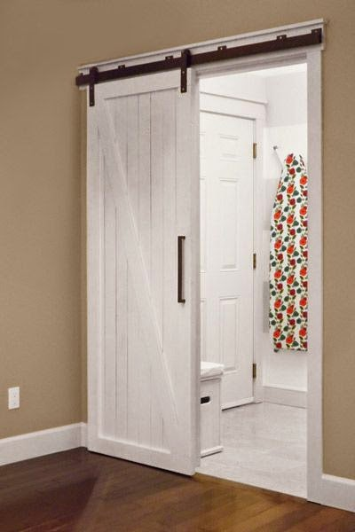Coastal Charm Sliding Barn Doors