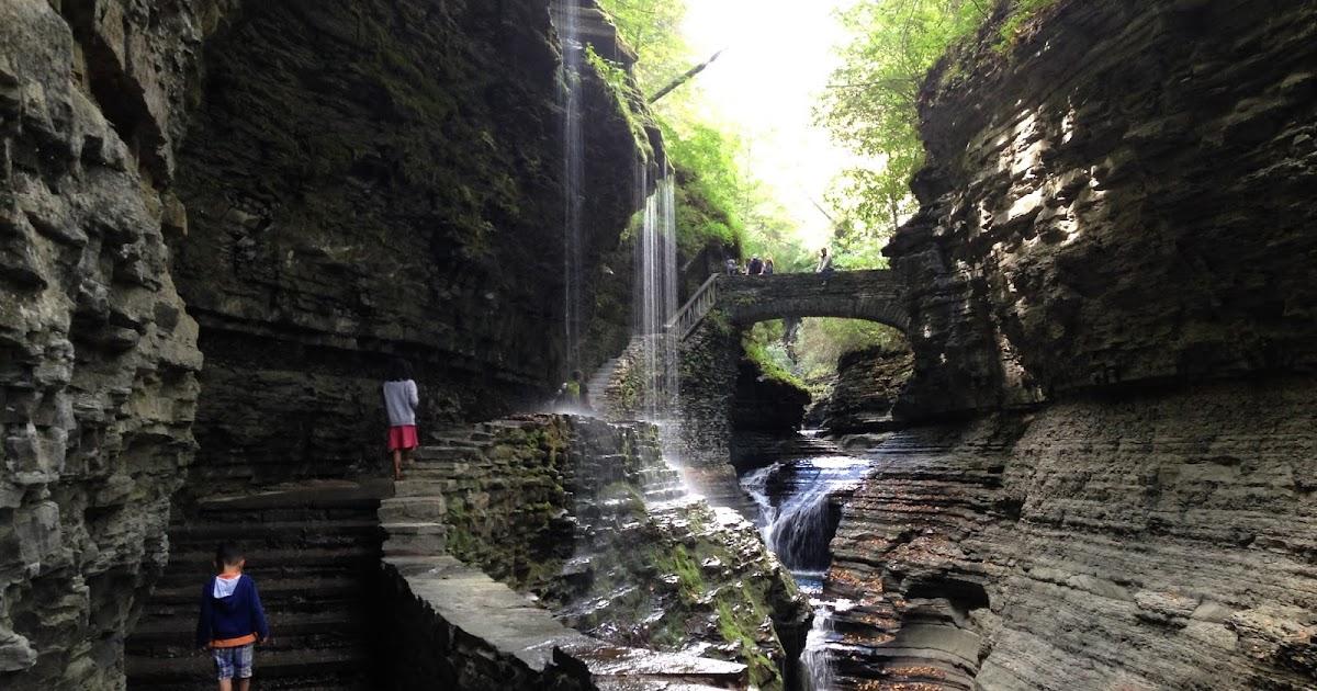 Traveling Stroller: Watkins Glen New York