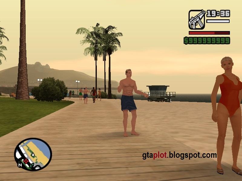 Download Game Gta San Andreas Jalan Tikus
