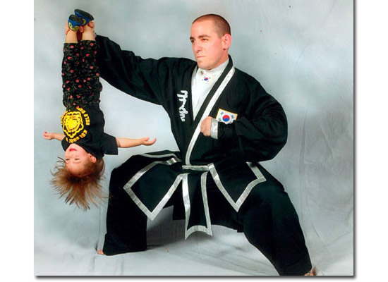 As fotos mais estranhas e inexplicáveis de todos os tempos - parte 2 - Campeão de artes marciais