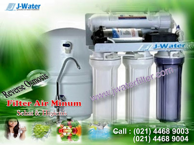 filter air minum ro reverse osmosis rumah tangga