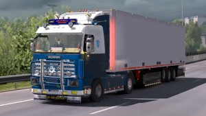 Scania 143M truck mod edit by Ekualizer