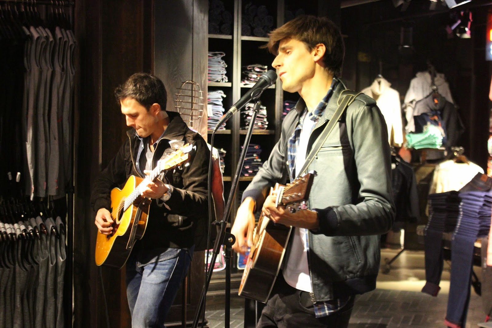 Vogue Fashion's Night Out With Superdry