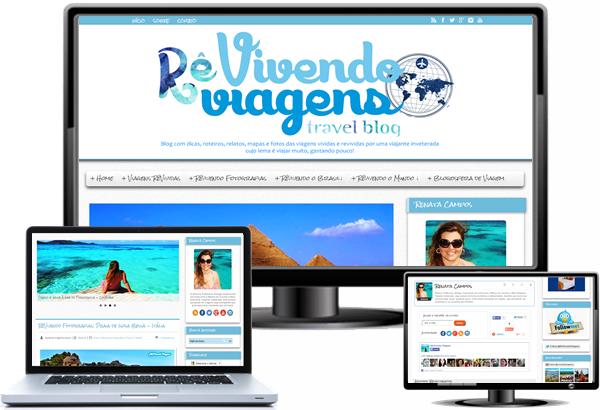Blog Rêvivendo Viagens