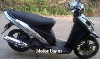 Harga motor suzuki Spin Bekas (second) lengkap