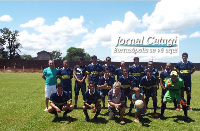 Time da Santa Maria joga contra Cruzmaltina neste domingo em Borrazópolis
