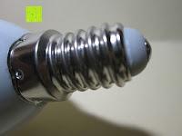 Sockel: 5er CRECO® 5W E14 LED Lampe Ersatz für 45W Glühlampen 2700K Warmweiß 320 Lumen LED Kerzenlampen LED Leuchtmittel[Energieklasse A+]
