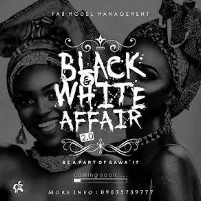 EVENT: Fab Model Management Present - BLACK AND WHITE AFFAIR 2017