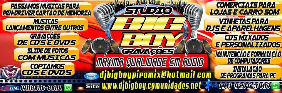 Studio Big Boy Gravações