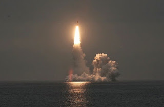Kapal Selam Tenaga Nuklir Rusia Dmitry Donskoy, Sukes Uji Coba Misil Bulava