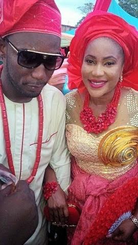 Actress Chita Agwu Weds In Ebonyi State - Information Nigeria