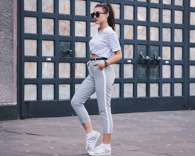 zara, fashionblogger, fashion blog, vanessa worth, denim, adidas, outfit, inspiration, style, ootd, mode, mode blogger, blogger deutschland, fashion, whatiwore, trend, glasses, stripes, spring look, lookbook, nicole vienna