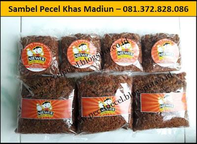 Produsen Bumbu Pecel Khas Madiun – 081.372.828.086
