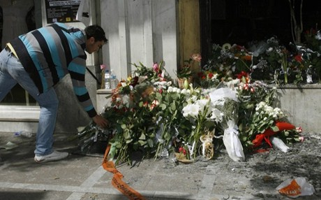 Αθώοι οι κατηγορούμενοι για τη φονική επίθεση στη Marfin το 2010...