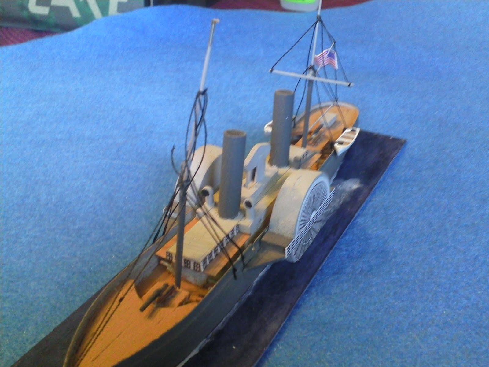 Sail and steam navies