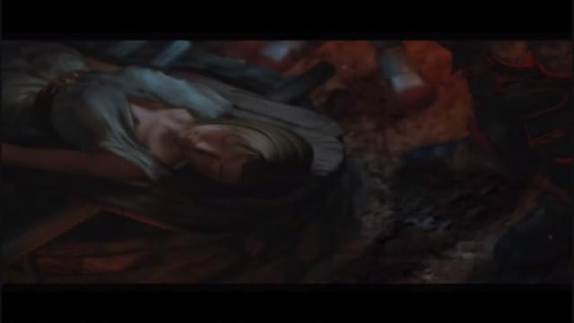 The Legend of Dragoon - PSX - Captura 1