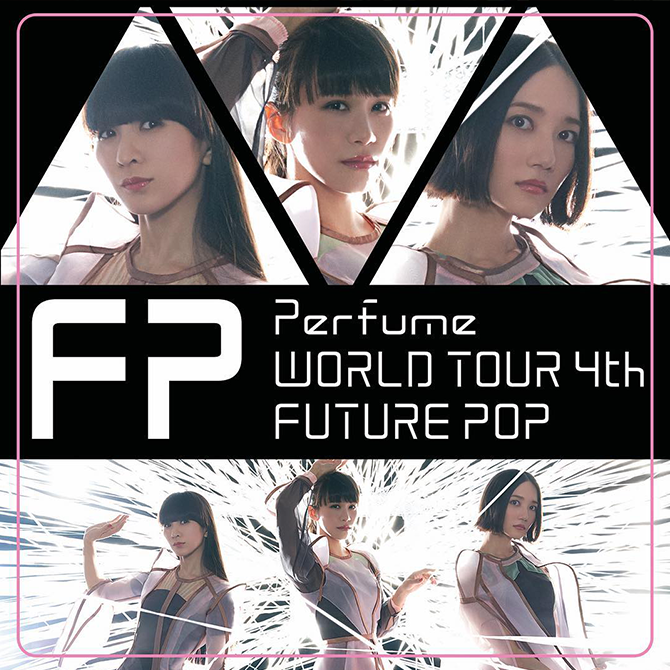 As featured on Perfume's Instagram account | prfm_official
