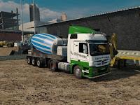 Trailer Truck Semen 1.31